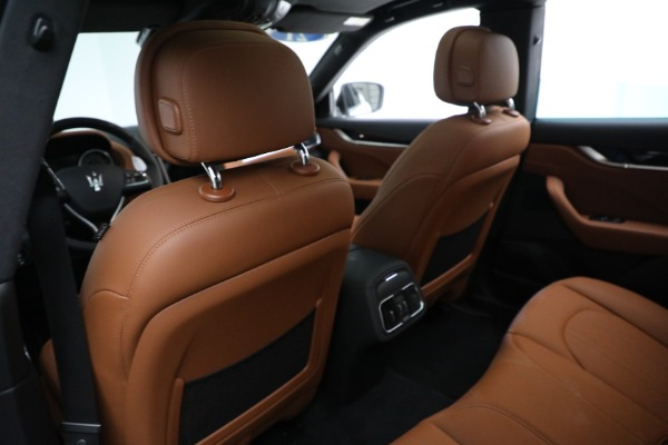 New 2021 Maserati Levante Q4 for sale $85,625 at Alfa Romeo of Greenwich in Greenwich CT 06830 18