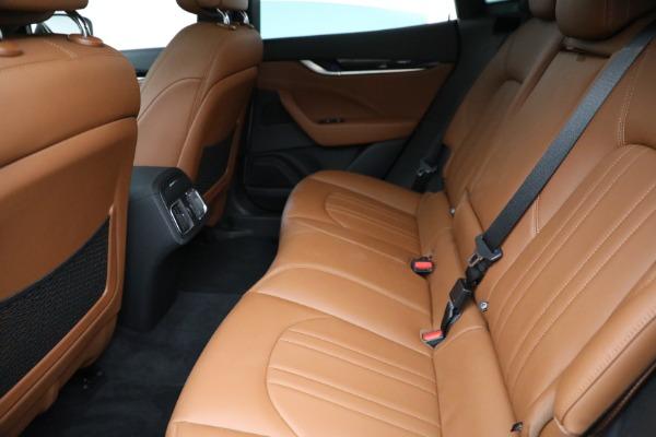New 2021 Maserati Levante Q4 for sale $85,625 at Alfa Romeo of Greenwich in Greenwich CT 06830 19