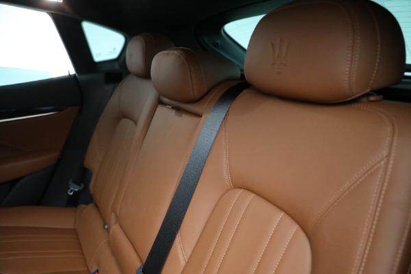 New 2021 Maserati Levante Q4 for sale $85,625 at Alfa Romeo of Greenwich in Greenwich CT 06830 20