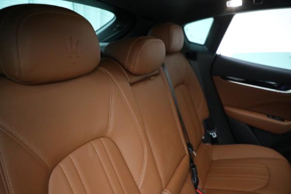New 2021 Maserati Levante Q4 for sale $85,625 at Alfa Romeo of Greenwich in Greenwich CT 06830 27