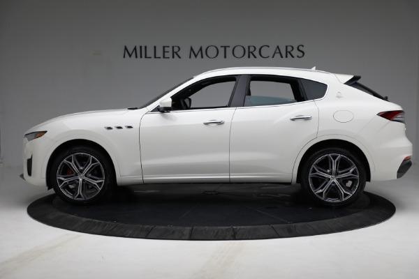 New 2021 Maserati Levante Q4 for sale $85,625 at Alfa Romeo of Greenwich in Greenwich CT 06830 3