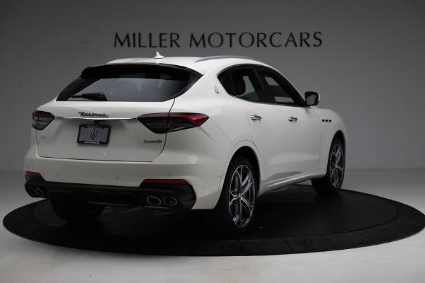 New 2021 Maserati Levante Q4 for sale $85,625 at Alfa Romeo of Greenwich in Greenwich CT 06830 8