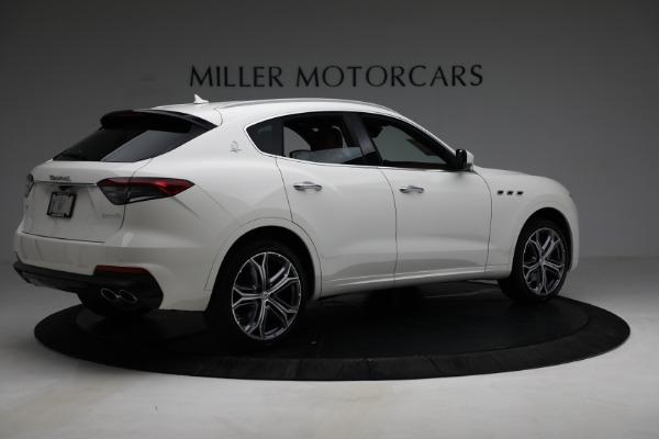 New 2021 Maserati Levante Q4 for sale $85,625 at Alfa Romeo of Greenwich in Greenwich CT 06830 9