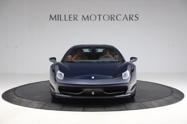Used 2011 Ferrari 458 Italia for sale $179,900 at Alfa Romeo of Greenwich in Greenwich CT 06830 12