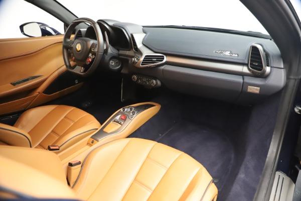 Used 2011 Ferrari 458 Italia for sale $179,900 at Alfa Romeo of Greenwich in Greenwich CT 06830 17