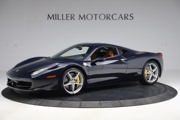 Used 2011 Ferrari 458 Italia for sale $179,900 at Alfa Romeo of Greenwich in Greenwich CT 06830 2