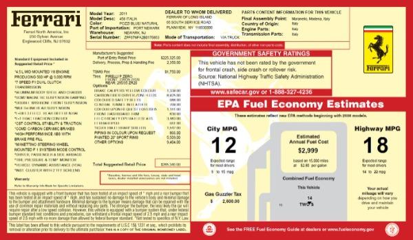 Used 2011 Ferrari 458 Italia for sale $179,900 at Alfa Romeo of Greenwich in Greenwich CT 06830 20