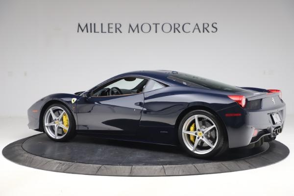 Used 2011 Ferrari 458 Italia for sale $179,900 at Alfa Romeo of Greenwich in Greenwich CT 06830 4