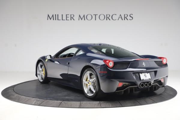 Used 2011 Ferrari 458 Italia for sale $179,900 at Alfa Romeo of Greenwich in Greenwich CT 06830 5