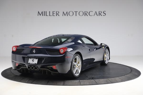 Used 2011 Ferrari 458 Italia for sale $179,900 at Alfa Romeo of Greenwich in Greenwich CT 06830 7