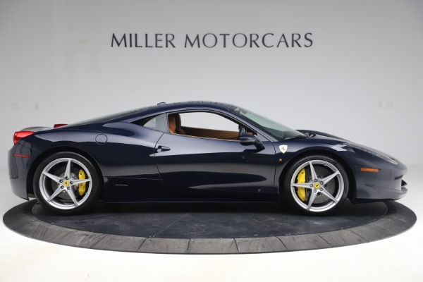 Used 2011 Ferrari 458 Italia for sale $179,900 at Alfa Romeo of Greenwich in Greenwich CT 06830 9