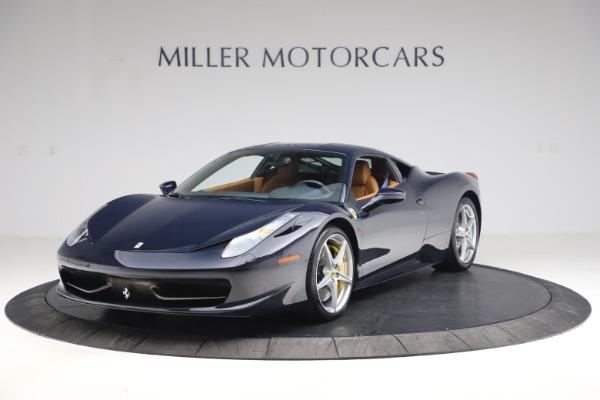 Used 2011 Ferrari 458 Italia for sale $179,900 at Alfa Romeo of Greenwich in Greenwich CT 06830 1
