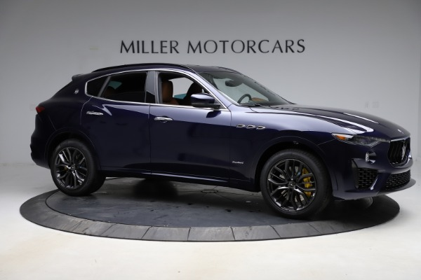 New 2021 Maserati Levante S Q4 GranSport for sale $100,185 at Alfa Romeo of Greenwich in Greenwich CT 06830 10