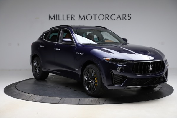 New 2021 Maserati Levante S Q4 GranSport for sale $100,185 at Alfa Romeo of Greenwich in Greenwich CT 06830 11