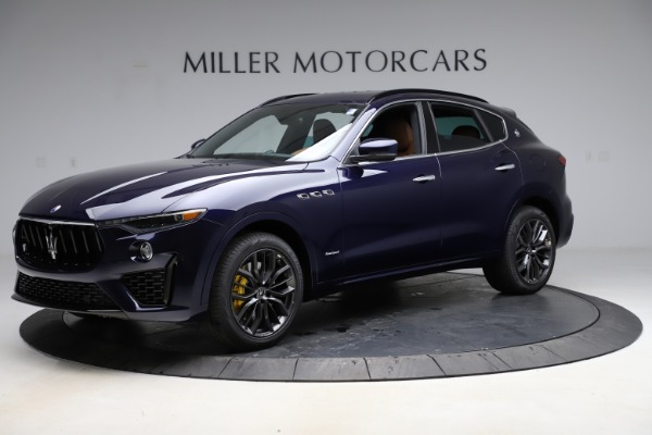 New 2021 Maserati Levante S Q4 GranSport for sale $100,185 at Alfa Romeo of Greenwich in Greenwich CT 06830 2