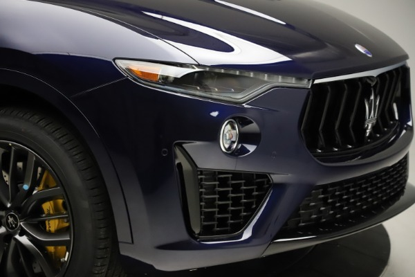 New 2021 Maserati Levante S Q4 GranSport for sale $100,185 at Alfa Romeo of Greenwich in Greenwich CT 06830 25
