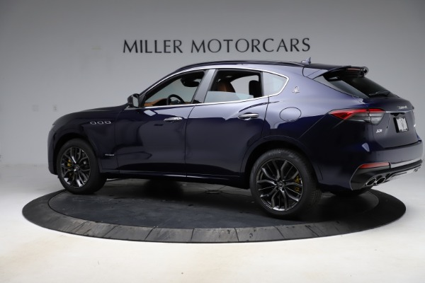New 2021 Maserati Levante S Q4 GranSport for sale $100,185 at Alfa Romeo of Greenwich in Greenwich CT 06830 4