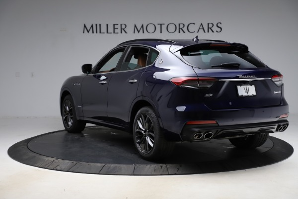 New 2021 Maserati Levante S Q4 GranSport for sale $100,185 at Alfa Romeo of Greenwich in Greenwich CT 06830 5