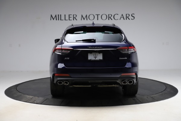 New 2021 Maserati Levante S Q4 GranSport for sale $100,185 at Alfa Romeo of Greenwich in Greenwich CT 06830 6
