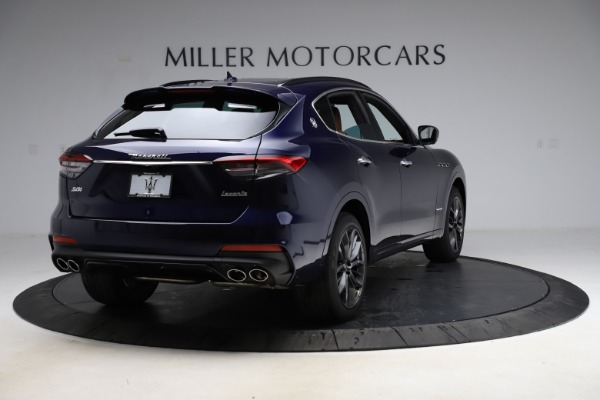 New 2021 Maserati Levante S Q4 GranSport for sale $100,185 at Alfa Romeo of Greenwich in Greenwich CT 06830 7