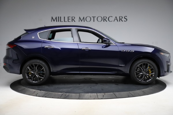 New 2021 Maserati Levante S Q4 GranSport for sale $100,185 at Alfa Romeo of Greenwich in Greenwich CT 06830 9
