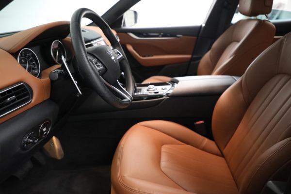 New 2021 Maserati Levante Q4 for sale Call for price at Alfa Romeo of Greenwich in Greenwich CT 06830 11