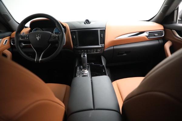 New 2021 Maserati Levante Q4 for sale Call for price at Alfa Romeo of Greenwich in Greenwich CT 06830 13