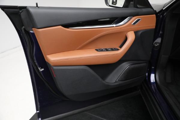 New 2021 Maserati Levante Q4 for sale Call for price at Alfa Romeo of Greenwich in Greenwich CT 06830 14