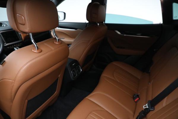 New 2021 Maserati Levante Q4 for sale Call for price at Alfa Romeo of Greenwich in Greenwich CT 06830 15