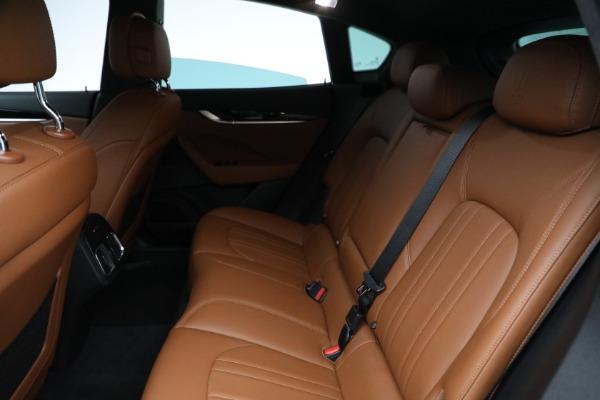New 2021 Maserati Levante Q4 for sale Call for price at Alfa Romeo of Greenwich in Greenwich CT 06830 16