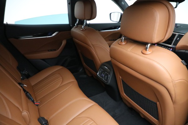 New 2021 Maserati Levante Q4 for sale Call for price at Alfa Romeo of Greenwich in Greenwich CT 06830 18