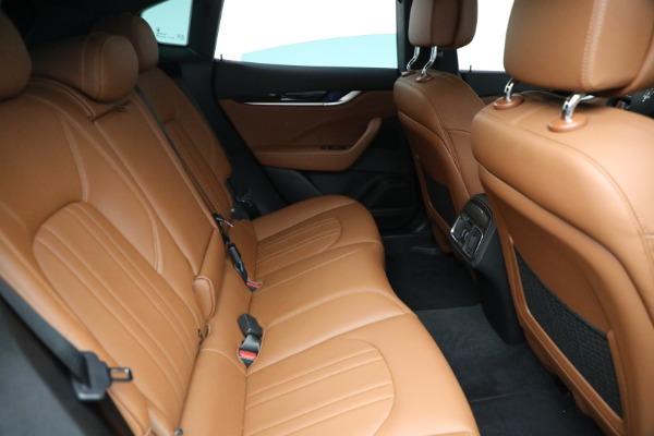 New 2021 Maserati Levante Q4 for sale Call for price at Alfa Romeo of Greenwich in Greenwich CT 06830 19