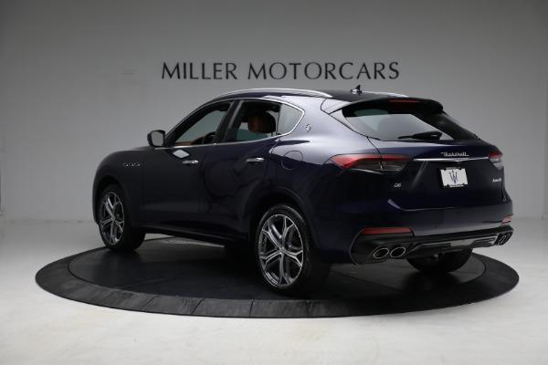 New 2021 Maserati Levante Q4 for sale Call for price at Alfa Romeo of Greenwich in Greenwich CT 06830 5