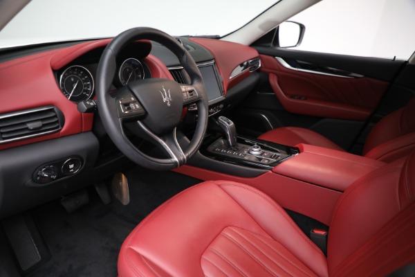 New 2021 Maserati Levante Q4 for sale $76,769 at Alfa Romeo of Greenwich in Greenwich CT 06830 12