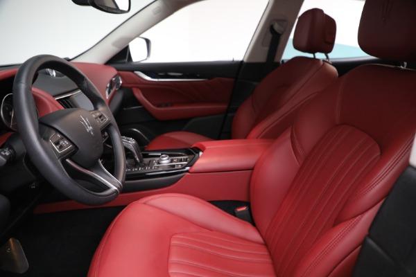 New 2021 Maserati Levante Q4 for sale $76,769 at Alfa Romeo of Greenwich in Greenwich CT 06830 13