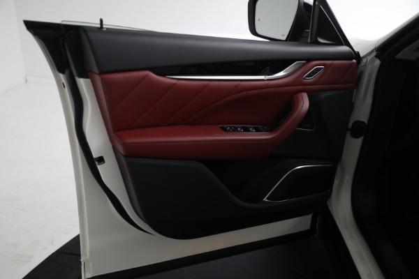 New 2021 Maserati Levante Q4 for sale $76,769 at Alfa Romeo of Greenwich in Greenwich CT 06830 14