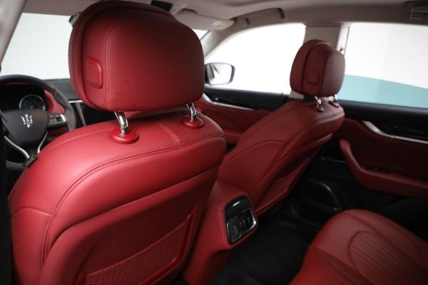 New 2021 Maserati Levante Q4 for sale $76,769 at Alfa Romeo of Greenwich in Greenwich CT 06830 15