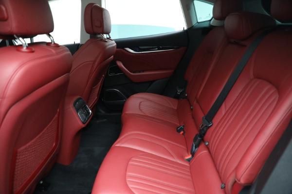 New 2021 Maserati Levante Q4 for sale $76,769 at Alfa Romeo of Greenwich in Greenwich CT 06830 16