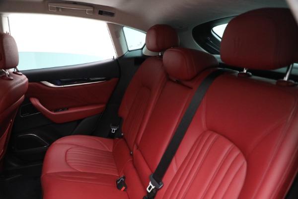 New 2021 Maserati Levante Q4 for sale $76,769 at Alfa Romeo of Greenwich in Greenwich CT 06830 17