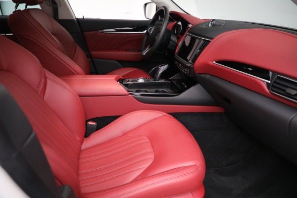 New 2021 Maserati Levante Q4 for sale $76,769 at Alfa Romeo of Greenwich in Greenwich CT 06830 20