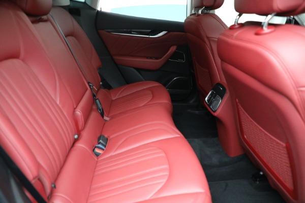 New 2021 Maserati Levante Q4 for sale $76,769 at Alfa Romeo of Greenwich in Greenwich CT 06830 23