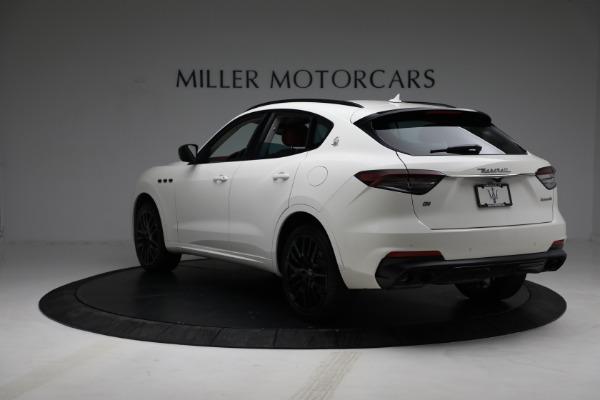 New 2021 Maserati Levante Q4 for sale $76,769 at Alfa Romeo of Greenwich in Greenwich CT 06830 5