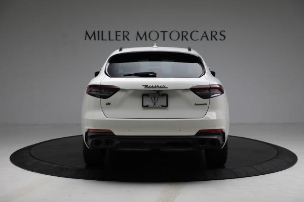 New 2021 Maserati Levante Q4 for sale $76,769 at Alfa Romeo of Greenwich in Greenwich CT 06830 6