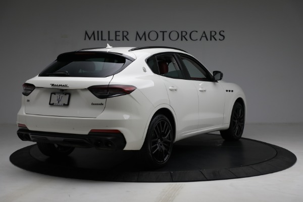 New 2021 Maserati Levante Q4 for sale $76,769 at Alfa Romeo of Greenwich in Greenwich CT 06830 7