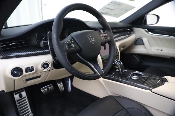 New 2021 Maserati Quattroporte S Q4 GranSport for sale $129,185 at Alfa Romeo of Greenwich in Greenwich CT 06830 13