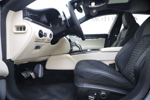 New 2021 Maserati Quattroporte S Q4 GranSport for sale $129,185 at Alfa Romeo of Greenwich in Greenwich CT 06830 14