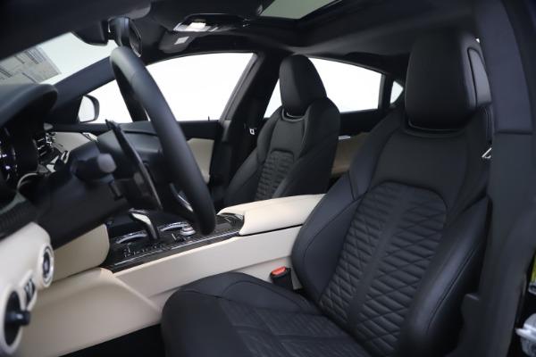 New 2021 Maserati Quattroporte S Q4 GranSport for sale $129,185 at Alfa Romeo of Greenwich in Greenwich CT 06830 15