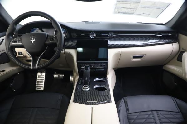New 2021 Maserati Quattroporte S Q4 GranSport for sale $129,185 at Alfa Romeo of Greenwich in Greenwich CT 06830 16