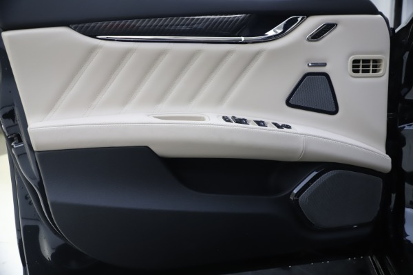 New 2021 Maserati Quattroporte S Q4 GranSport for sale $129,185 at Alfa Romeo of Greenwich in Greenwich CT 06830 17