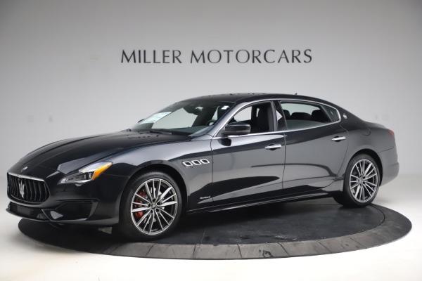 New 2021 Maserati Quattroporte S Q4 GranSport for sale $129,185 at Alfa Romeo of Greenwich in Greenwich CT 06830 2